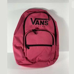 Vans Motivatee 2 Pink Backpack